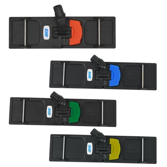 SYR Flat Snapper Mop Holder Colour Coded