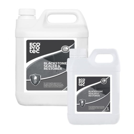 ECOPROTEC Blackstone Sealer And Restorer - Staining Solution