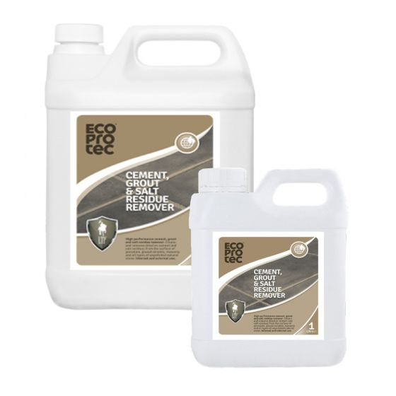 ECOPROTEC Cement Grout And Salt Residue Remover