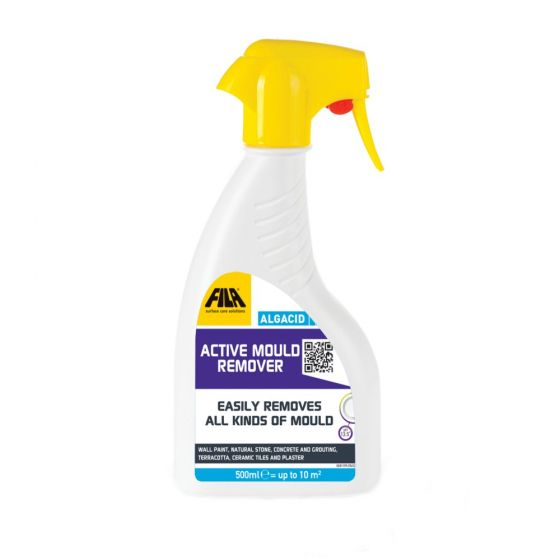 Fila Algacid Active Mould Remover Easily Removes all Types of Mould