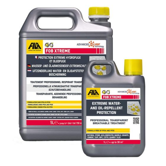 Fila FOB Xtreme Water and Oil Repelent Protection