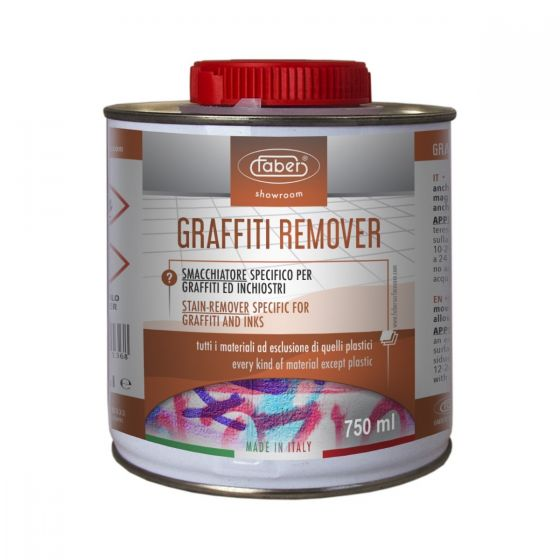 Faber Graffiti Remover Stain Remover Specific for Graffiti and Inks