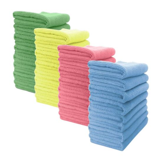 SYR Microfibre Cloths Pack of 10