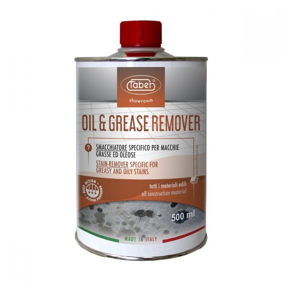 Faber Oil & Grease Remover Solvent Based Remover for Greasy and Oily Stains