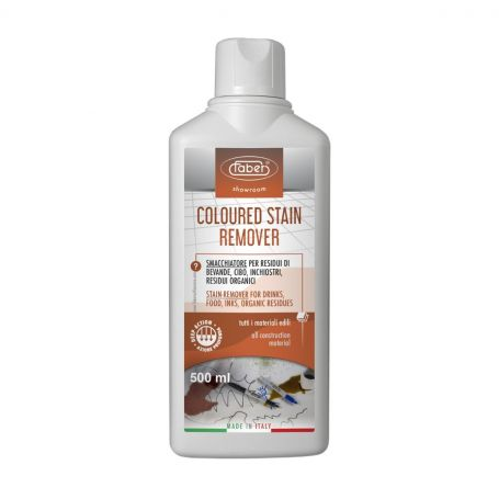 Faber Coloured Stain Remover for Drinks Food Inks and Organic Residues
