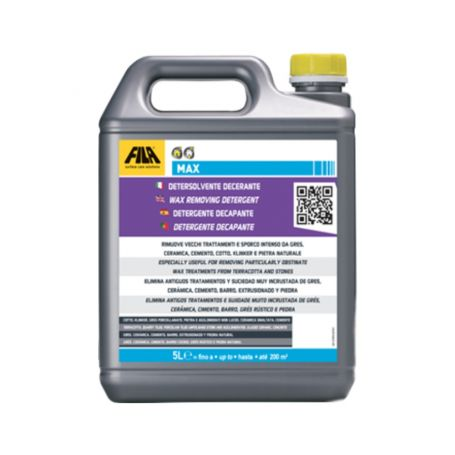 Fila Max Solvent Based Wax Removing Detergent