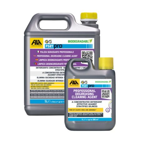 Fila PS87 Pro Professional Degreasing Cleaning Agent