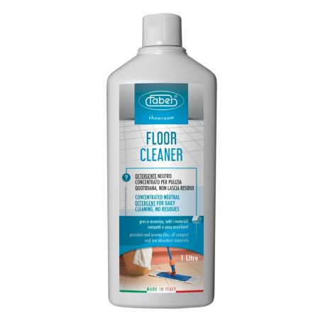 Faber Floor Cleaner Concentrated Neutral Detergent Daily Use No Residues