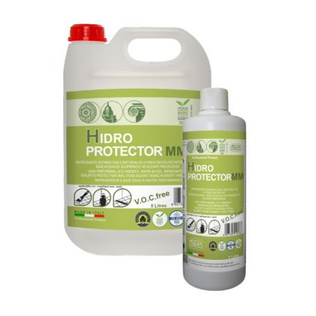 Faber Hidro SST Impregnating Agent for Protection of Natural Stone Against Rising Damp