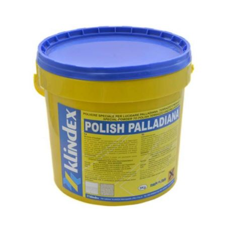 Klindex Polish Palladiana Polishing Powder for Terrazzo, Mosaic and Palladiana 5KG