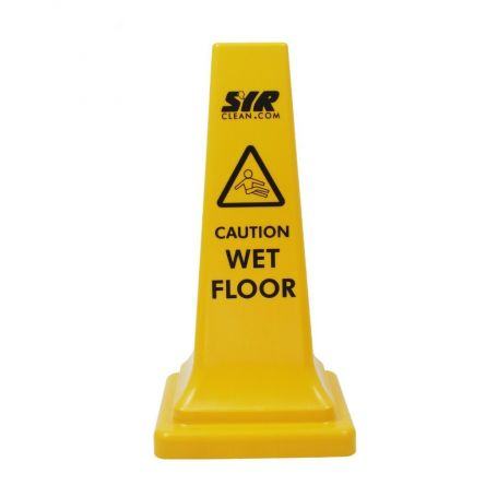 SYR Sentry Wet Floor Safety Cone 21 inches