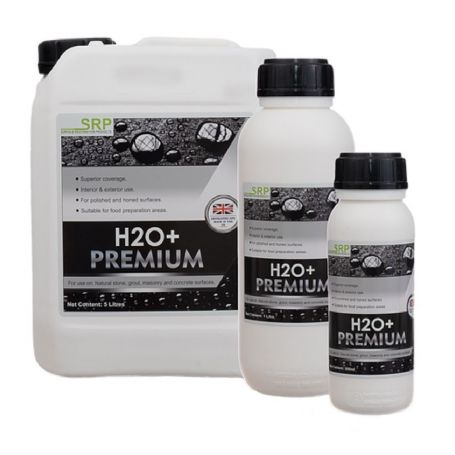 SRP H2O Plus Premium Water Based Penetrating Sealer for Polished and Honed Surfaces