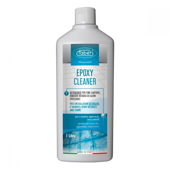 Faber Epoxy Cleaner Post Installation Residue and Stains Remover