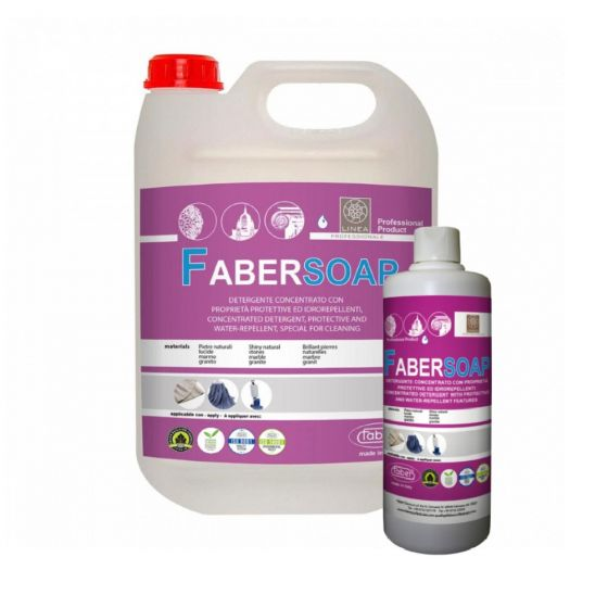 Faber Soap Concentrated Detergent for Polished Stone Floors