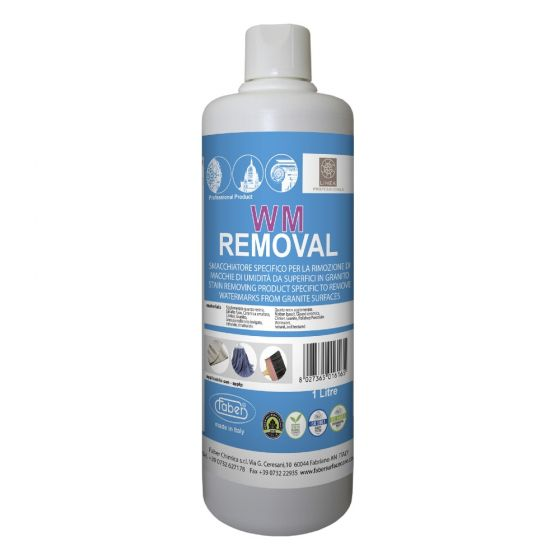 Faber WM Removal Watermark Stain Remover Product for Granite Surfaces 1L