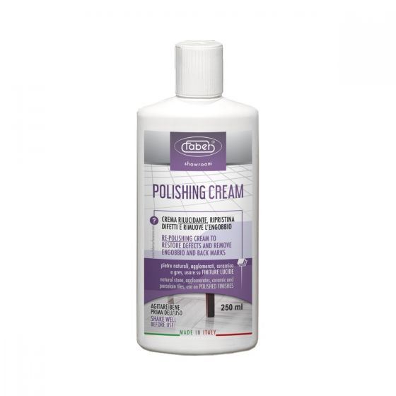 Faber Polishing Cream Water Based Cream Restores Scratches and Defects