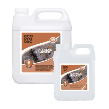 EcoProTec Rust Stain Remover for Stone and Tile