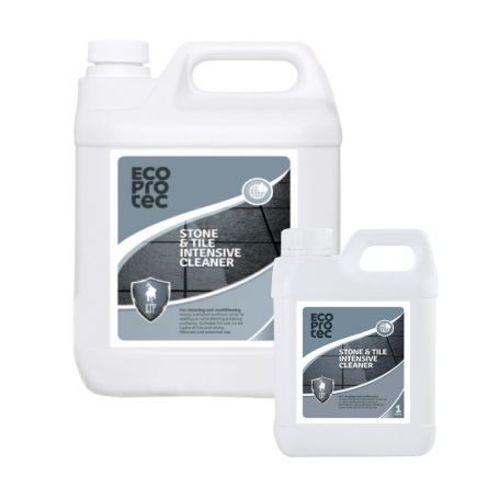 ECOPROTEC Stone & Tile Intensive Cleaner