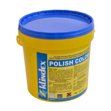 Klindex Polish Color for Green Marble and Marble Containing Iron 5KG