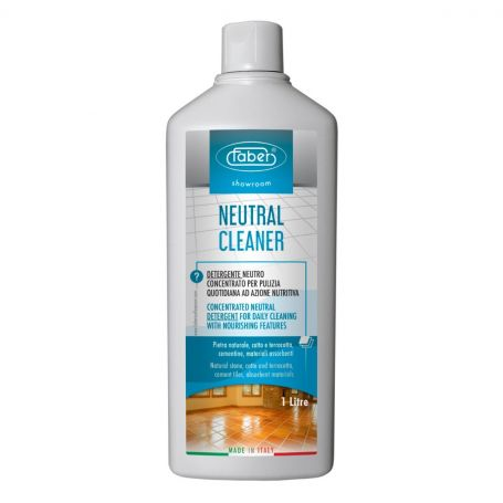 Faber Neutral Cleaner for Natural stone, Cotto, Terracotta and Agglomerates